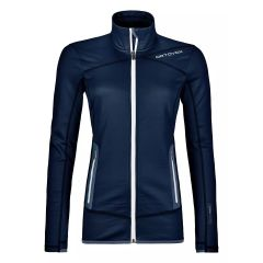 Ortovox FLEECE JACKET Damen blau
