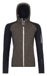 Ortovox Fleece Plus Classic Knit Hoody Damen