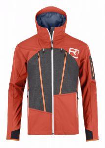 Ortovox Pordoi Jacket Herren orange