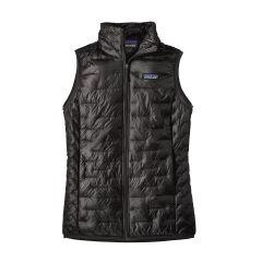 Patagonia Micro Puff Vest Damen schwarz