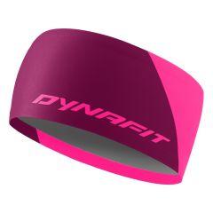 Dynafit PERFORMANCE 2 DRY HEADBAND pink