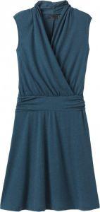 Prana Corissa Dress Damen blau