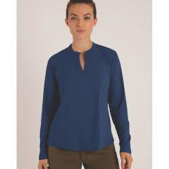 Sherpa Ravi Pullover Shirt Damen