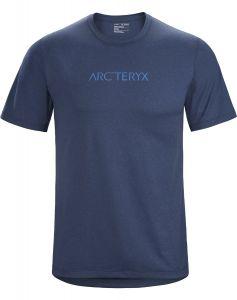 Arcteryx Remige Word SS Herren blau
