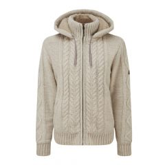 Sherpa Kirtipur Cable-Knit Sweater Damen