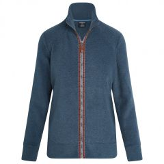 Sherpa Rolpa Jacket Damen blau