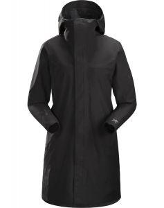 Arcteryx Solano Coat Damen schwarz