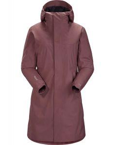 Arcteryx Solano Coat Damen rot