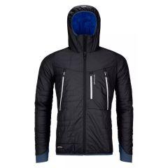 Ortovox Swisswool PIZ BOÈ Jacket Herren schwarz