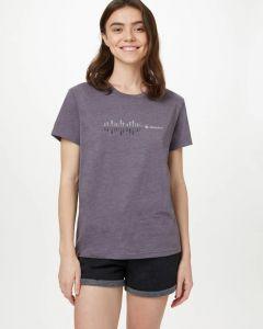 Tentree Soundwave Boyfriend T-Shirt Damen