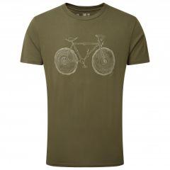 TenTree  Elms T-Shirt Herren grün