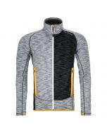 Ortovox PROTACT Fleece Jacket Herren grau
