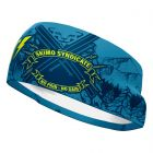 Dynafit GRAPHIC PERFORMANCE HEADBAND blau