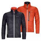 Ortovox Swisswool PIZ BOVAL Jacket Herren schwarz
