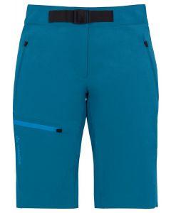Vaude Badile Short Damen blau