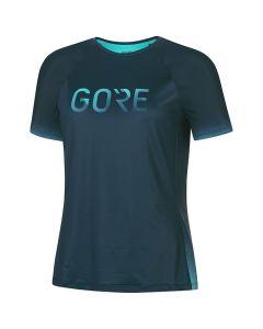 GORE® Wear  Devotion Shirt Damen blau