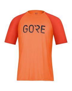 Gore Devotion Shirt Herren orange