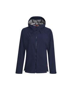 Mammut Sapuen SO Hooded Jacket Damen Blau