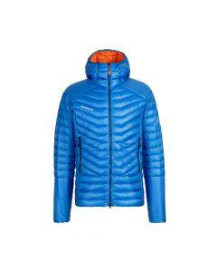 Mammut Eigerjoch Advanced IN Hooded Jacket Herren blau