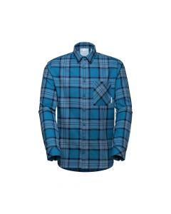 Mammut Trovat LS Shirt Herren blau