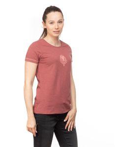 Chillaz Gandia Sheep T-Shirt Damen rot