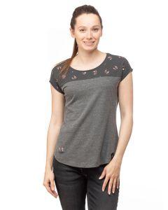 Chillaz Biella T-Shirt Damen anthrazit