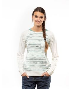 Chillaz Serles Wavy Stripes Longsleeve Damen