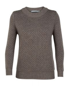 Icebreaker Waypoint Crewe Sweater Damen
