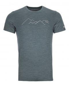 Ortovox 185 MERINO MOUNTAIN T-Shirt Herren