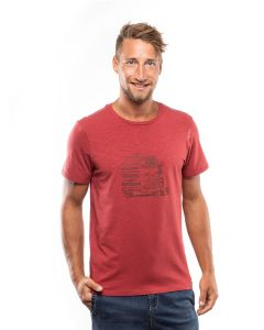 Chillaz Lettering Bus T-Shirt Herren