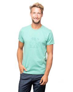 Chillaz Alpaca Gang T-Shirt Herren grün