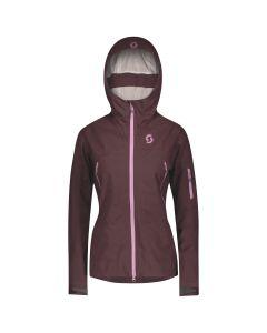 SCOTT Explorair 3L Jacket Damen rot