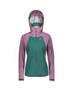 SCOTT Explorair 3L Jacket Damen rosa