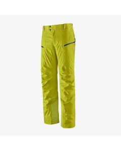 Patagonia Stormstride Pants Herren gelb