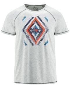 Red Chili Naki  T-Shirt Herren grau