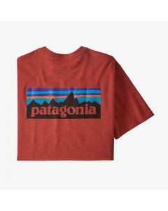 Patagonia P-6 Logo Responsibili-Tee Herren orange