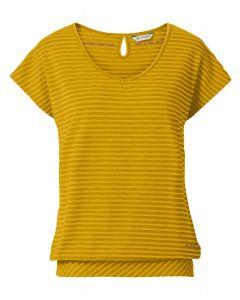 Vaude Skomer II T-Shirt Damen gelb