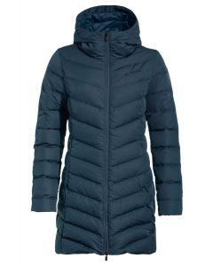 Vaude Annecy Down Coat Damen blau