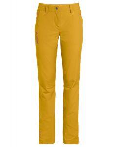 Vaude Skomer Pants II Damen gelb
