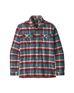 Patagonia  L/S Fjord Flannel Shirt Herren