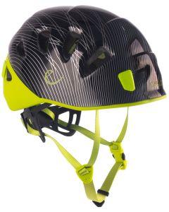Edelrid Shield II Kletterhelm schwarz