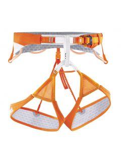 Petzl Sitta Klettergurt orange