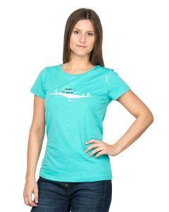 Chillaz Gandia Feel The Spirit T-Shirt Damen