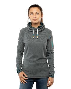 Chillaz Juna Patch Hoody Damen