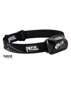 Petzl Actik Stirnlampe schwarz