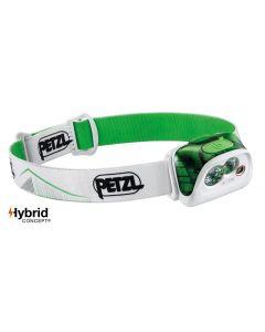 Petzl Actik Stirnlampe grün
