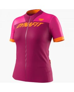 Dynafit RIDE S/S FZ TEE Damen pink