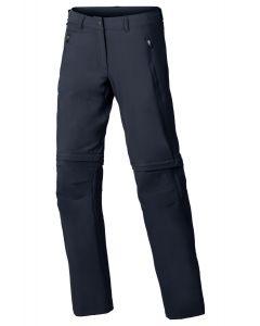 Vaude Farley Stretch ZO T-Zip Pants Damen