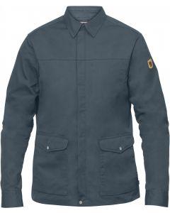 Fjäll Räven Greenland Zip Shirt Jacket Herren