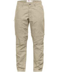 Fjäll Räven High Coast Trousers Zip-Off Damen